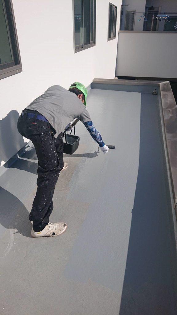 藤沢市外壁塗装 工事完了