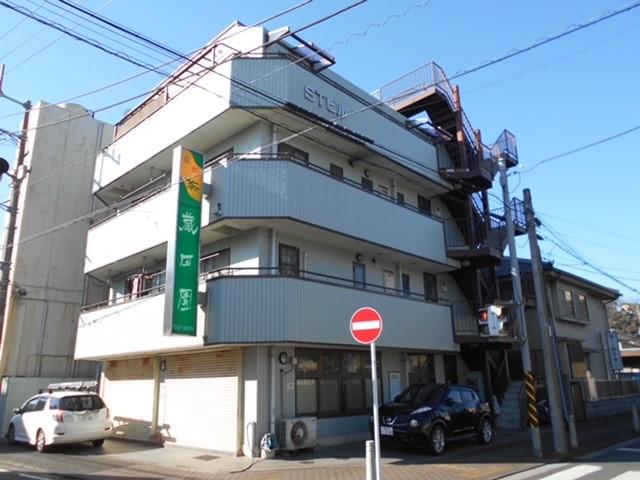 横浜市ビル塗装工事完了しました。